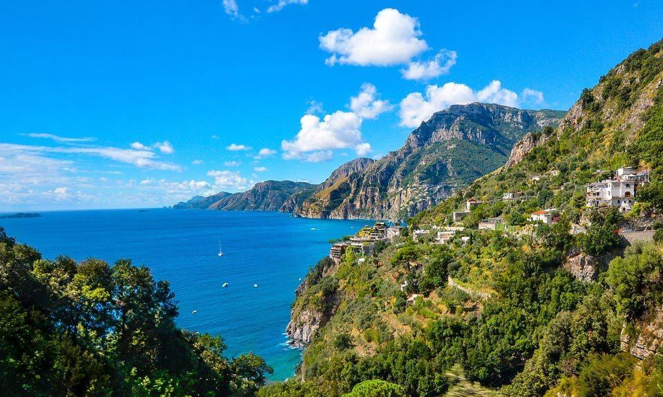 Auf den Spuren der Götter in Amalfi