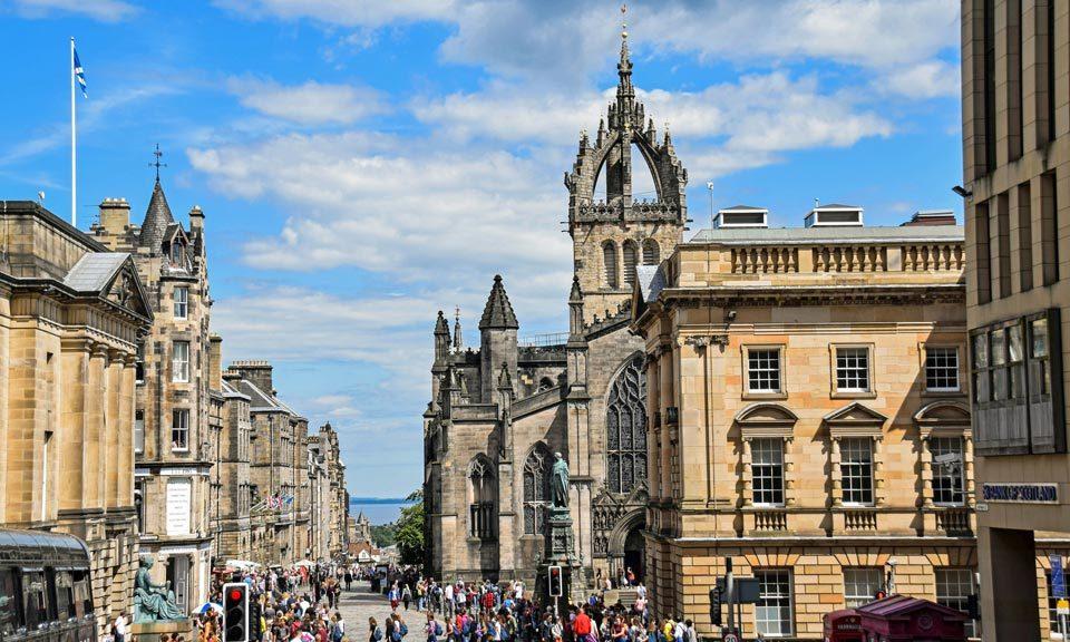Weekender in Edinburgh