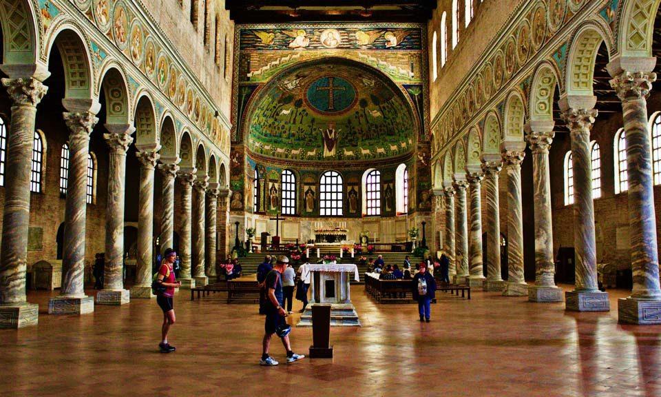 Eine Prise Kunst in Ravenna