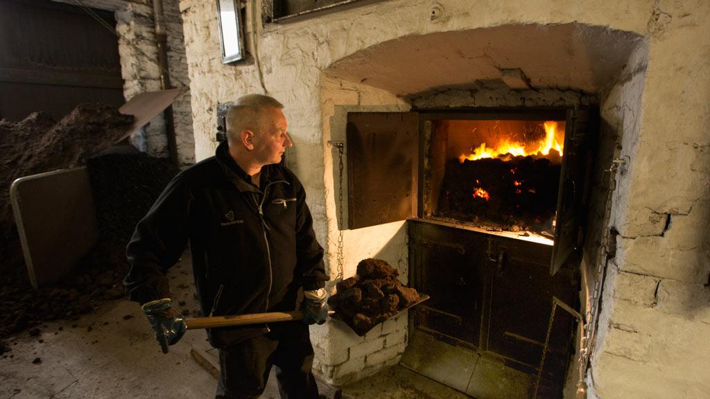 Whiskyreisen in die schottlischen Highlands und Orkney: Old Pulteney Distillery, Highlands of Scotland: at the Highland Park Distillery