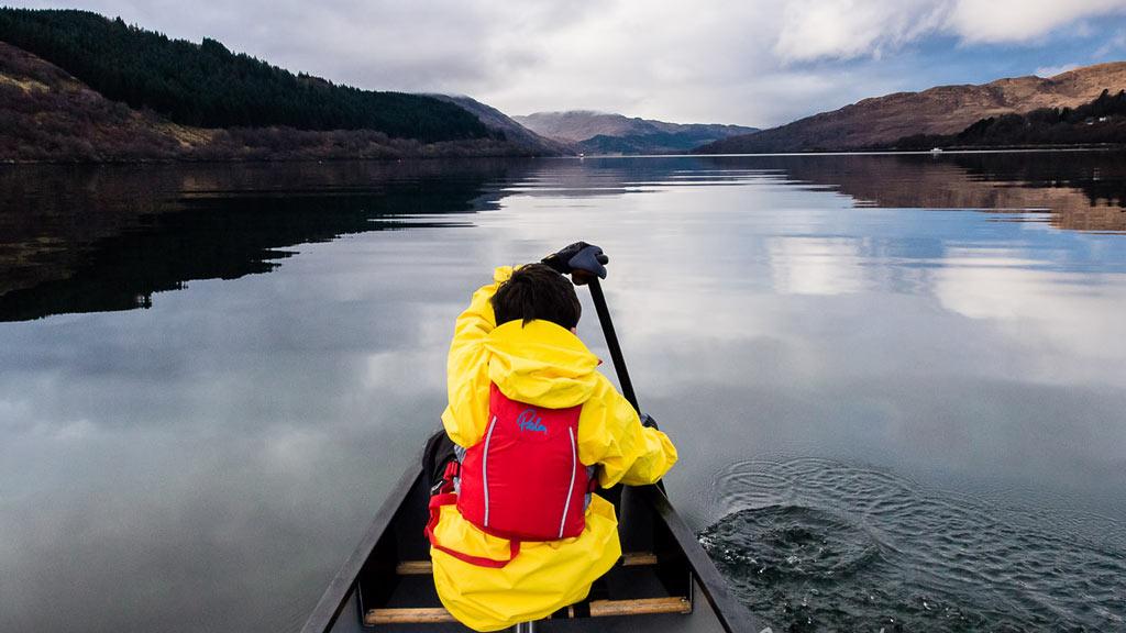 Slow Adventure in Schottland