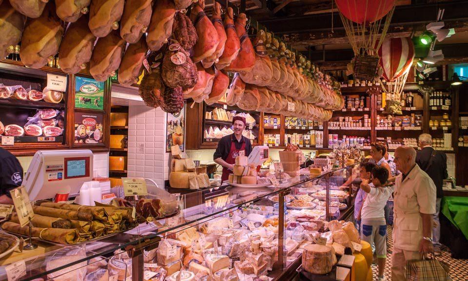 Parma - Ein Himmel voller Schinken