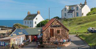Eine kulinarische Reise durch die Scottish Borders