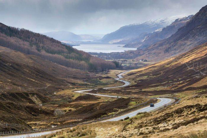 Rauer & unbändiger Charme:  Die nördlichen Highlands und Wester Ross