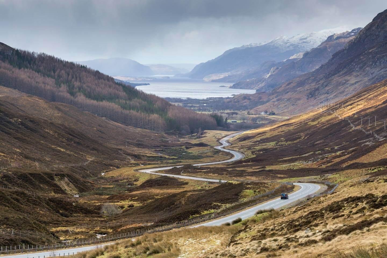 Nördliche Highlands & Wester Ross: Kinlochewe