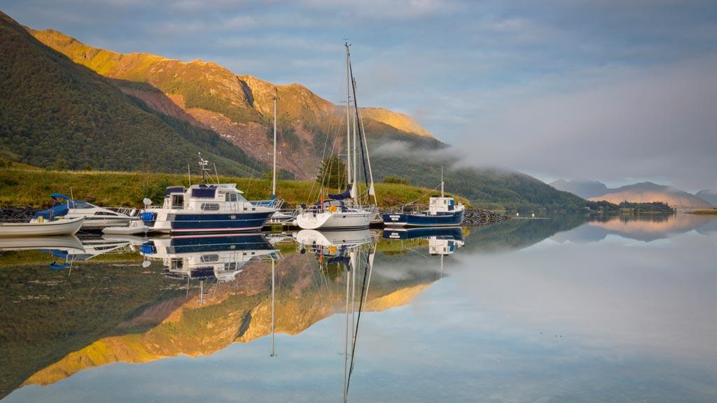 Schottlands wilde Westküste: Loch Leven und Glencoe