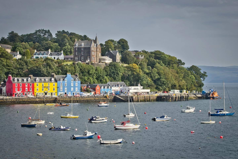 Schottlands Westküste: Wilde Schönheit genießen